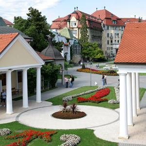Spa Hotels in Piestany