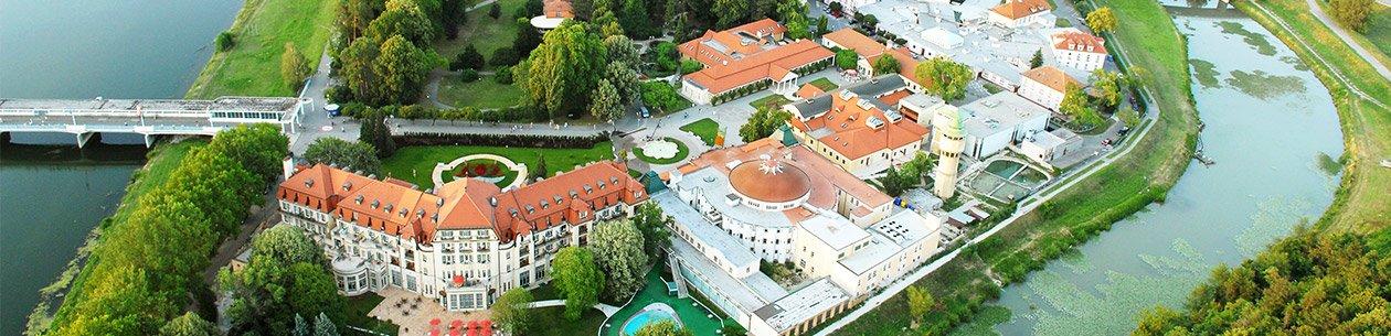 Slowakisches Heilbad Piestany - Spa Piestany - Piestany Hotels